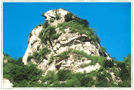 鹰嘴岭,北京神堂峪自然风景区, 咨询电话:010-89617093